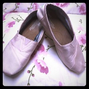 Tom, PINK with a satin finish, sz 7.5